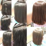 髪質改善美髪縮毛矯正国立市美容院FEEL