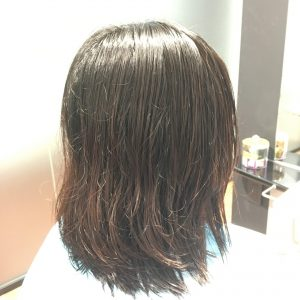 FEEL Hair 春に向けての美髪カラー&スタイルチェンジ 国立市髪質改善ケミカレーションサロン フィールヘアー国立2