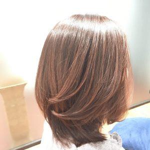FEEL Hair 春に向けての美髪カラー&スタイルチェンジ 国立市髪質改善ケミカレーションサロン フィールヘアー国立3