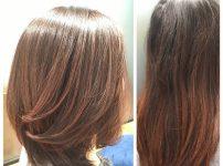 FEEL Hair 春に向けての美髪カラー&スタイルチェンジ 国立市髪質改善ケミカレーションサロン フィールヘアー国立4