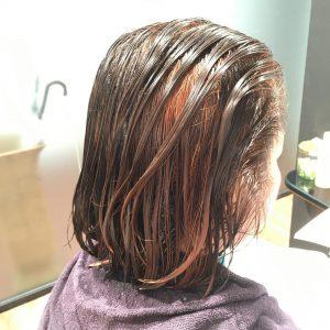 ちょっとしたアクセントでヘアカラー&ヘアスタイルを楽しく!ポイントブリーチ&美髪カラー3 国立市FEEL Hair