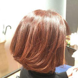 ちょっとしたアクセントでヘアカラー&ヘアスタイルを楽しく!ポイントブリーチ&美髪カラー5 国立市FEEL Hair