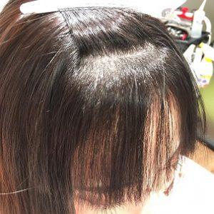 ビビり毛 チリチリになった髪の毛もケミカレーションで扱いやすく! FEEL美髪縮毛矯正 ケミカレーションで髪質改善美髪縮毛矯正4